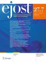 European Journal of Orthopaedic Surgery & Traumatology 7/2017