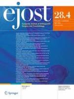 European Journal of Orthopaedic Surgery & Traumatology 4/2018