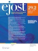 European Journal of Orthopaedic Surgery & Traumatology 2/2019