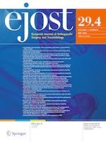 European Journal of Orthopaedic Surgery & Traumatology 4/2019