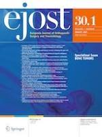 European Journal of Orthopaedic Surgery & Traumatology 1/2020