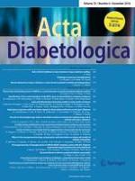 Acta Diabetologica 6/2016