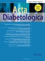 Acta Diabetologica 8/2017