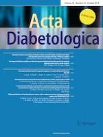 Acta Diabetologica 10/2019