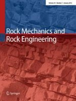 Rock Mechanics and Rock Engineering 1/2012