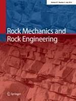 Rock Mechanics and Rock Engineering 4/2014