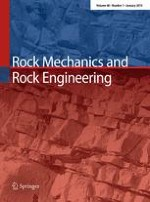 Rock Mechanics and Rock Engineering 1/2015