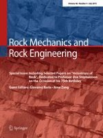 Rock Mechanics and Rock Engineering 4/2015