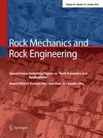 Rock Mechanics and Rock Engineering 10/2016