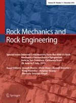 Rock Mechanics and Rock Engineering 11/2016