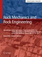 Rock Mechanics and Rock Engineering 2/2016