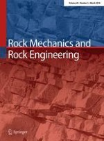 Rock Mechanics and Rock Engineering 3/2016