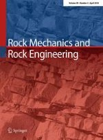 Rock Mechanics and Rock Engineering 4/2016