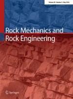 Rock Mechanics and Rock Engineering 5/2016