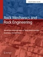 Rock Mechanics and Rock Engineering 6/2016
