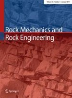 Rock Mechanics and Rock Engineering 1/2017