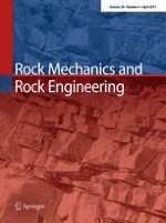 Rock Mechanics and Rock Engineering 4/2017