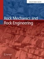Rock Mechanics and Rock Engineering 6/2017