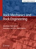 Rock Mechanics and Rock Engineering 10/2018