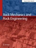 Rock Mechanics and Rock Engineering 5/2018