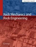 Rock Mechanics and Rock Engineering 1/2019