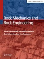 Rock Mechanics and Rock Engineering 2/2019