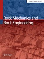 Rock Mechanics and Rock Engineering 7/2019