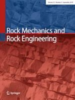 Rock Mechanics and Rock Engineering 9/2019