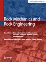 Rock Mechanics and Rock Engineering 10/2020