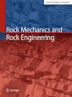 Rock Mechanics and Rock Engineering 2/2021