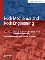 Rock Mechanics and Rock Engineering 7/2021