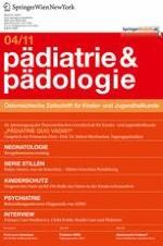 Pädiatrie & Pädologie 4/2011