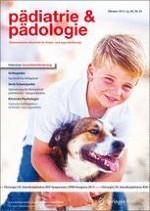 Pädiatrie & Pädologie 5/2013