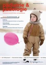 Pädiatrie & Pädologie 1/2016