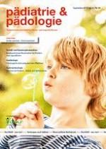 Pädiatrie & Pädologie 4/2017