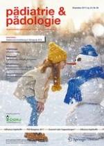 Pädiatrie & Pädologie 6/2017