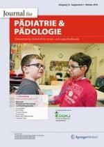 Pädiatrie & Pädologie 1/2018