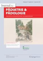 Pädiatrie & Pädologie 2/2020