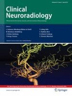 Clinical Neuroradiology 2/2014