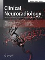 Clinical Neuroradiology 1/2017