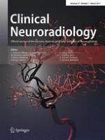Clinical Neuroradiology 1/2017