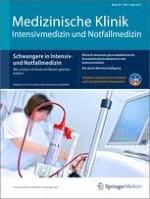 Medizinische Klinik - Intensivmedizin und Notfallmedizin 2/2012