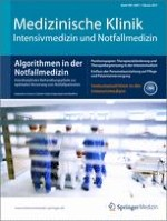 Medizinische Klinik - Intensivmedizin und Notfallmedizin 1/2013