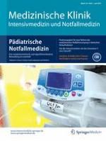 Medizinische Klinik - Intensivmedizin und Notfallmedizin 5/2015