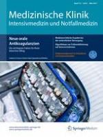 Medizinische Klinik - Intensivmedizin und Notfallmedizin 2/2017