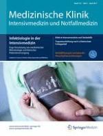 Medizinische Klinik - Intensivmedizin und Notfallmedizin 3/2017