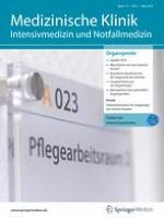 Medizinische Klinik - Intensivmedizin und Notfallmedizin 2/2019