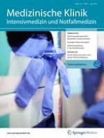 Medizinische Klinik - Intensivmedizin und Notfallmedizin 5/2019