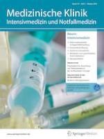 Medizinische Klinik - Intensivmedizin und Notfallmedizin 7/2019
