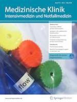 Medizinische Klinik - Intensivmedizin und Notfallmedizin 2/2020